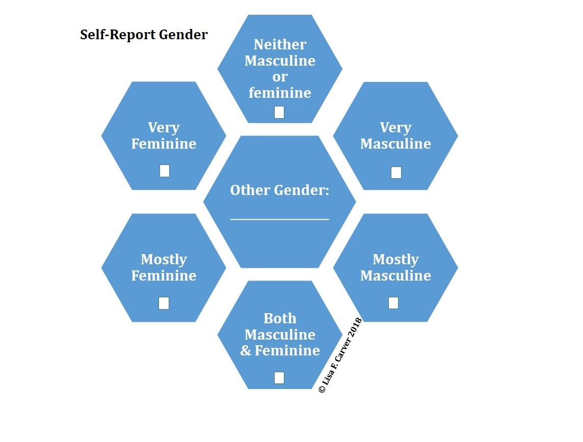 Self-Report Gender Tool