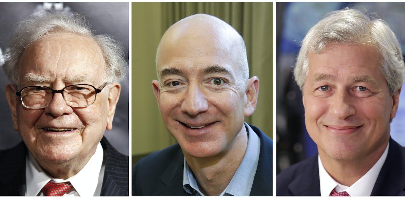 The Bezos-Buffett-Dimon health care venture: Eliminate the middlemen