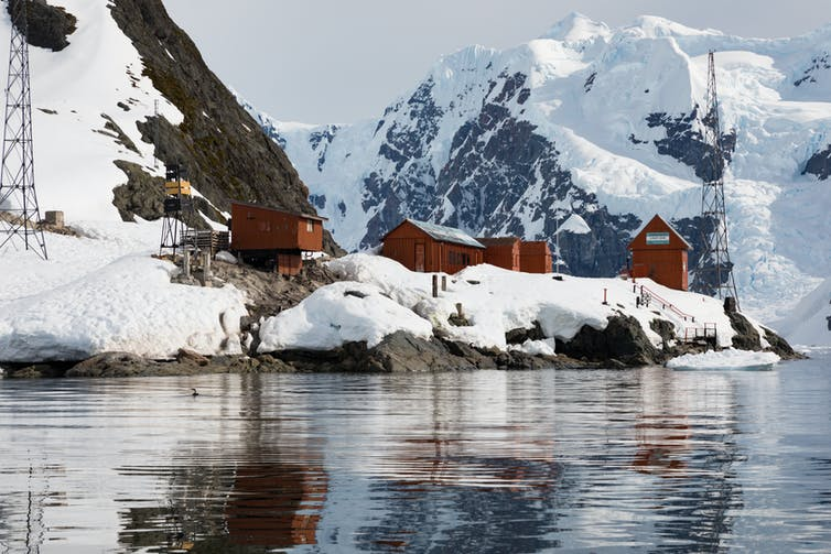 In 30 years the Antarctic Treaty becomes modifiable, and the