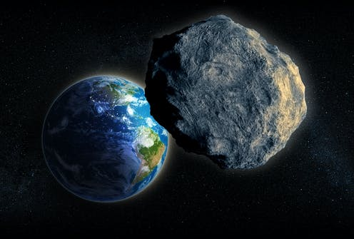 New Telescope Will Scan The Skies For Asteroids On Collision