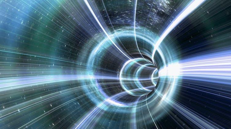 Curious Kids: How do wormholes work?