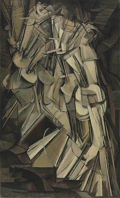 Marcel Duchamp's Bicycle Wheel 19