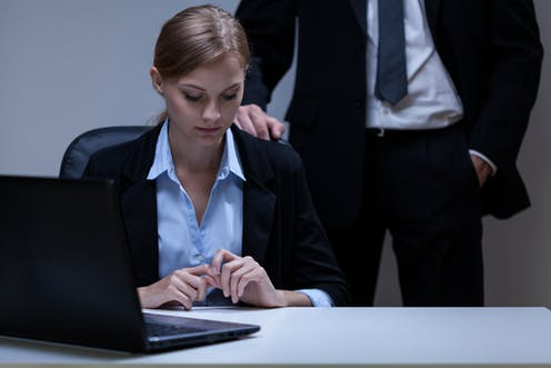 Workplace sexual harassment is a public health issue and should be treated as such