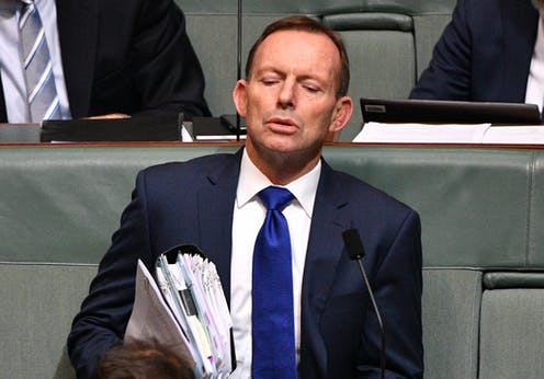 Tony Abbott loses traction in his fight on energy