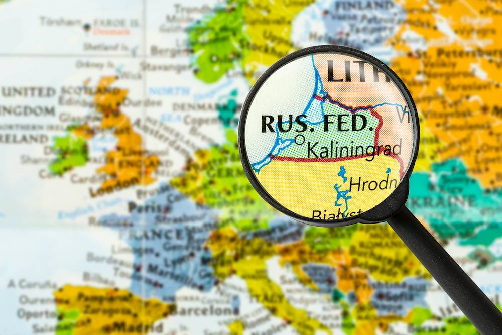 kaliningrad map with cities, kaliningrad port map, kaliningrad map of northern europe, city of kaliningrad russia map, on kaliningrad russia on world map