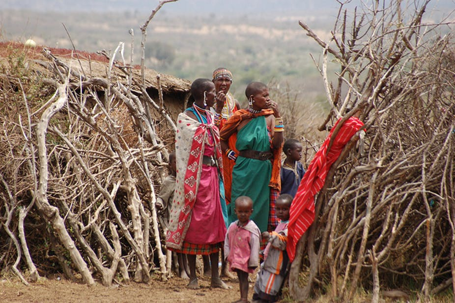Why Maasai women and their children go hungry 6c4c122a8a