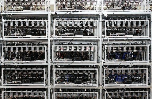 cryptocurrency mining energy impact scholarly articles