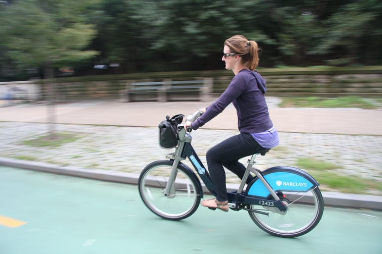 Share bikes don't get cars off the road, but they have other benefits