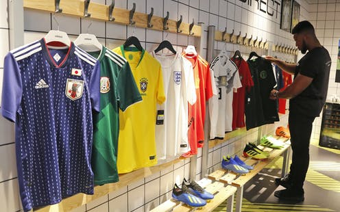 918bde8bdf6 What's involved in designing World Cup jerseys?
