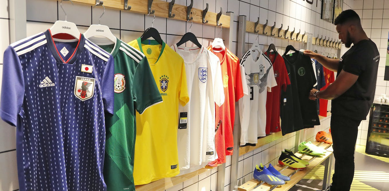 efb98ce77 What's involved in designing World Cup jerseys?