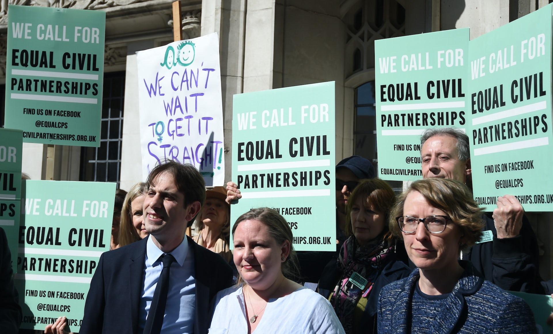 Civil partnership scotland heterosexual civil unions
