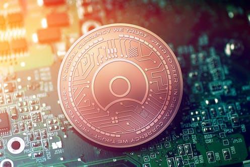 cómo funciona un token