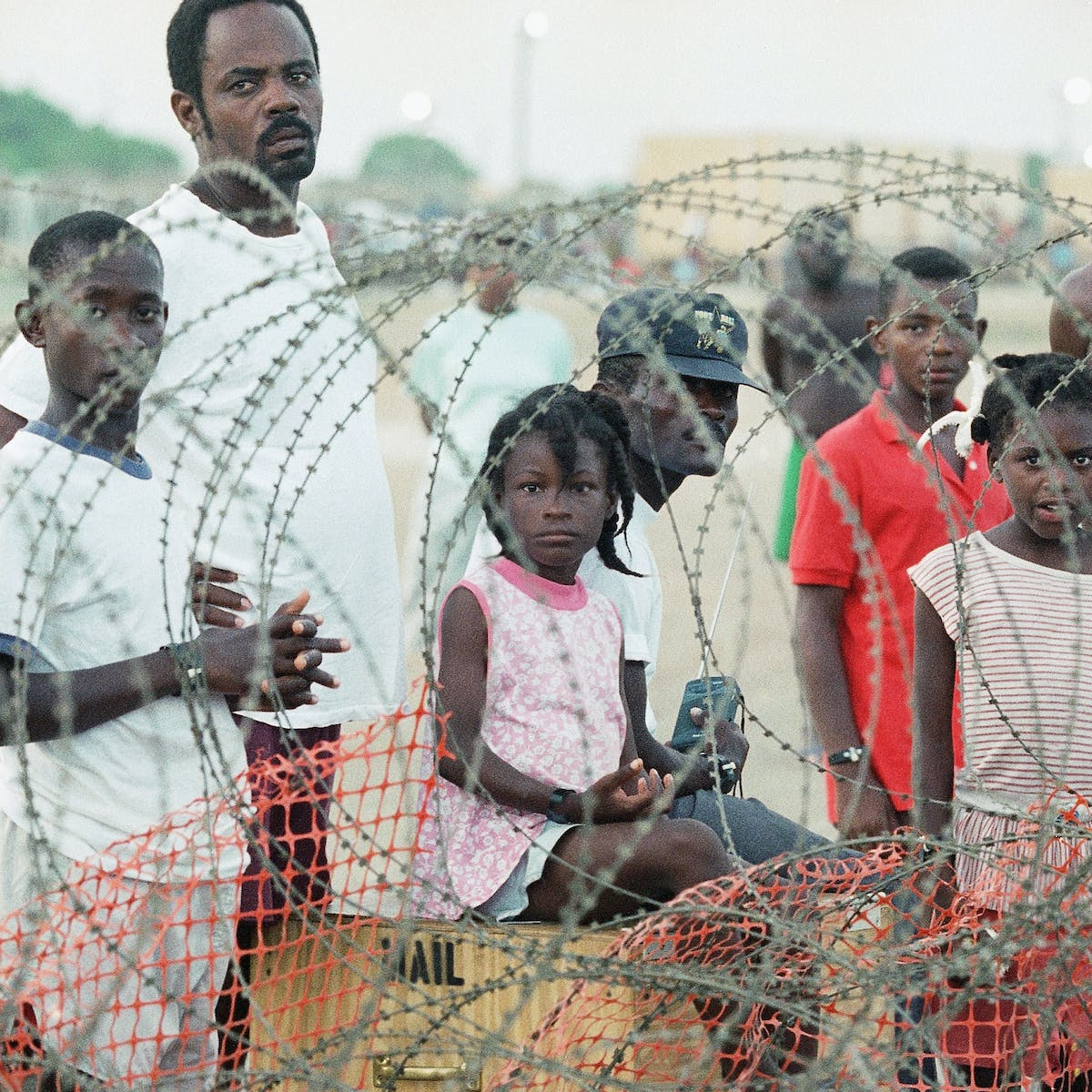 US turned away thousands of Haitian asylum-seekers and