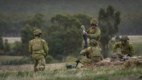 Military to get wider role in combatting terrorism