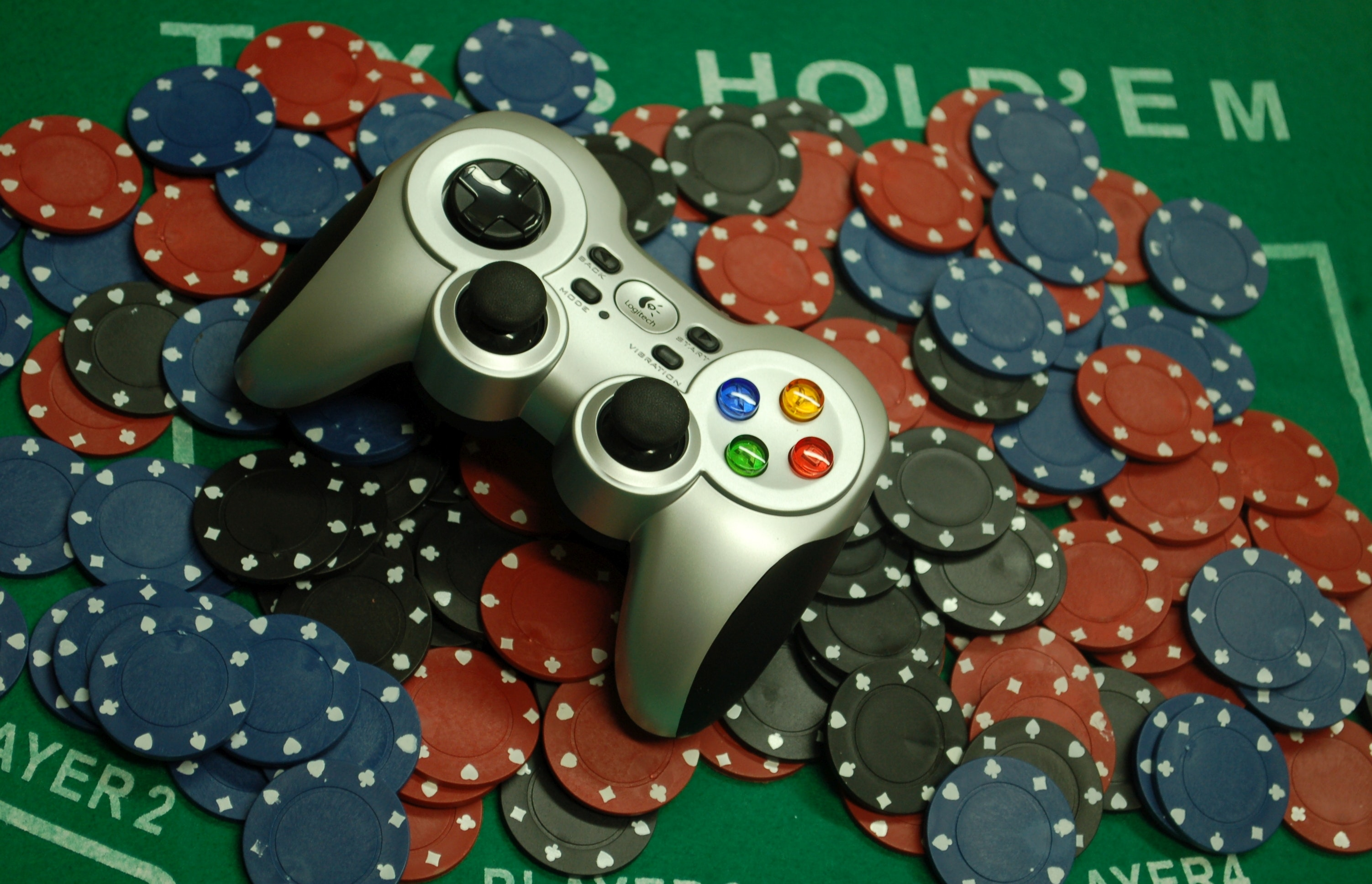 Gambling addiction with PC-, console- and online games