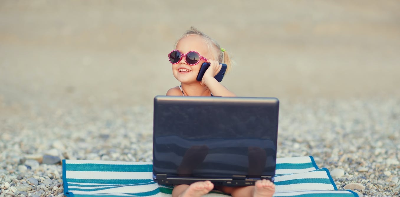 Five Tips For Helping Teens Manage >> Five Tips To Manage Screen Time This Summer