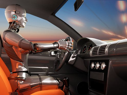 Even self-driving cars need driver education