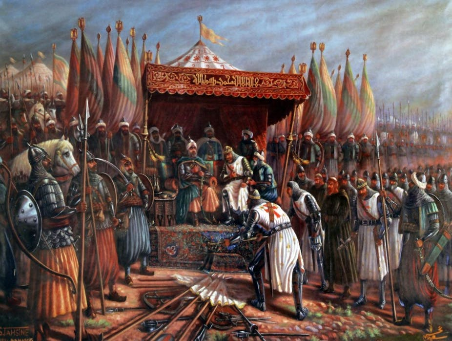 Understanding the Crusades from an Islamic perspective