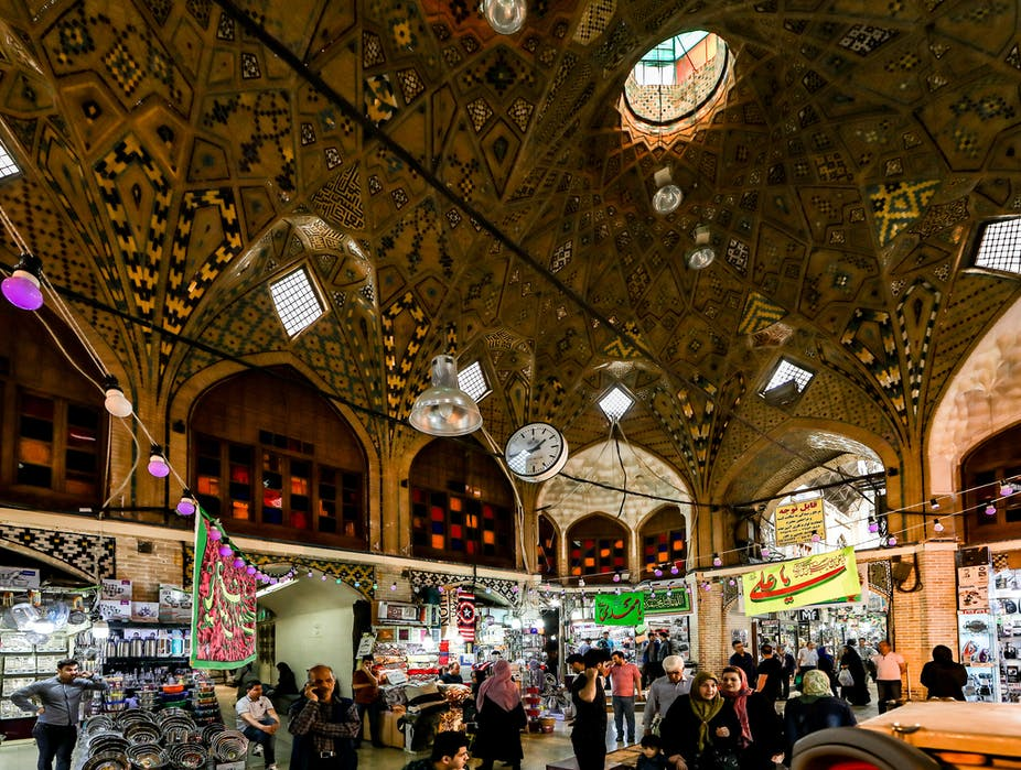 Site Grand Bazaar - Luxury Turkey Tours and Private Turkey
