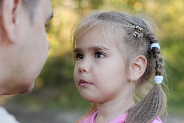 why kids lie to their parents
