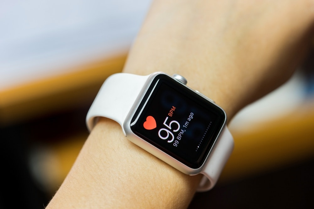 Wearable devices are great for keeping an eye on your heart rate, but be aware they're not always accurate. from www.shutterstock.com