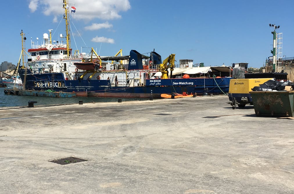 Gibraltar's decision to strip flag from Aquarius rescue ship