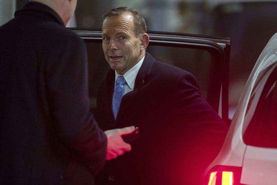 Exit Paris climate agreement: Tony Abbott