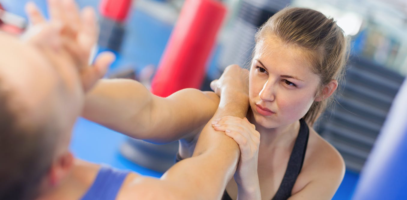 The real life dangers of learning self-defence from viral