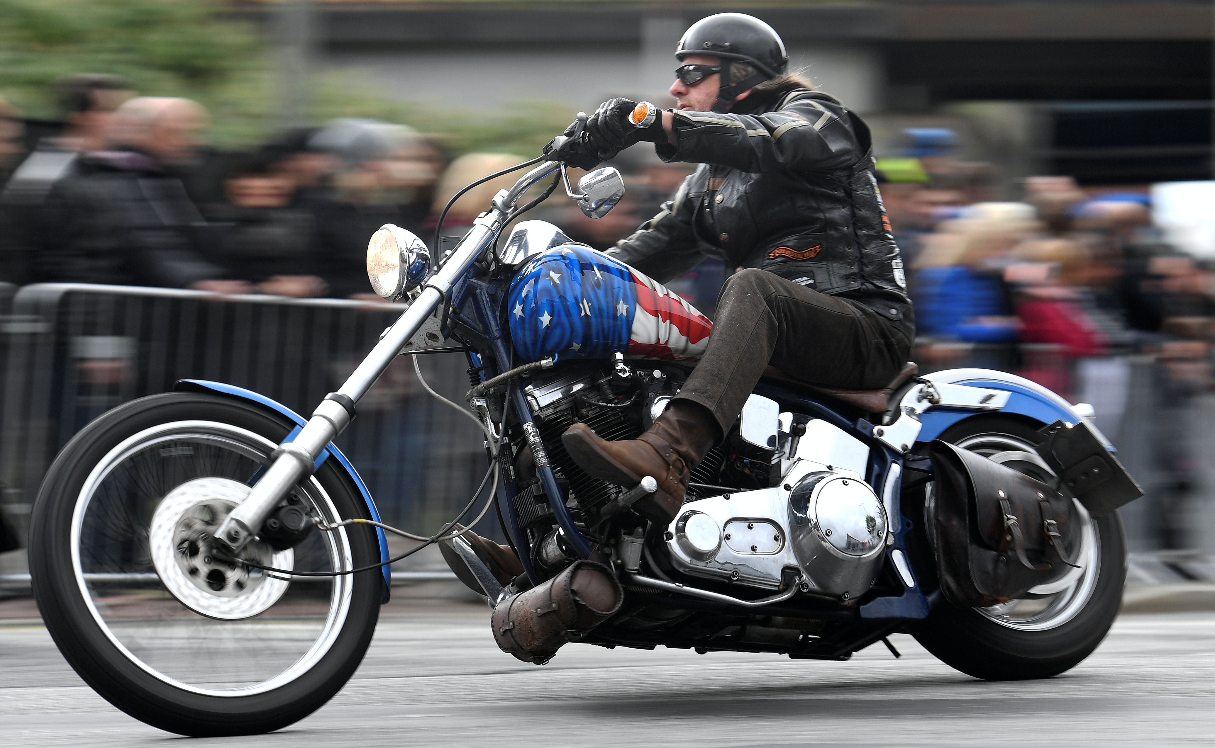 Why It Doesn T Matter If A Harley Is Made In America