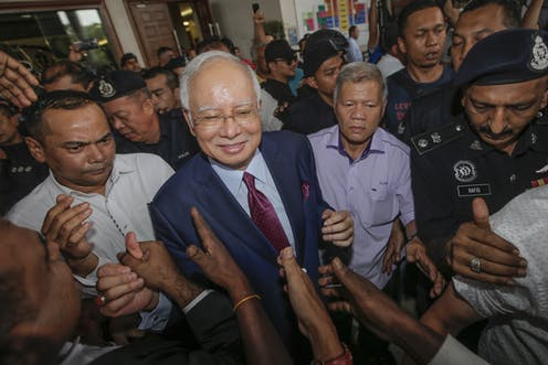 What's next for Najib Razak, Malaysia's disgraced former prime minister?