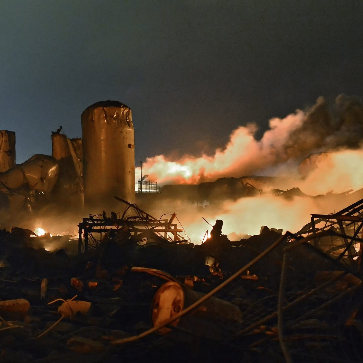 Why was the Texas fertiliser plant explosion so deadly?