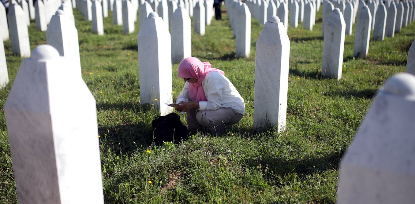 Remembering Srebrenica, more than 20 years on