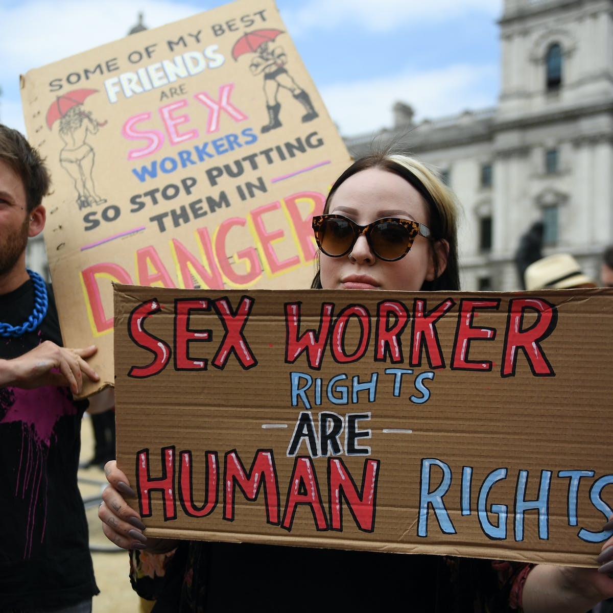 Banning sex work advertising online will put sex workers in