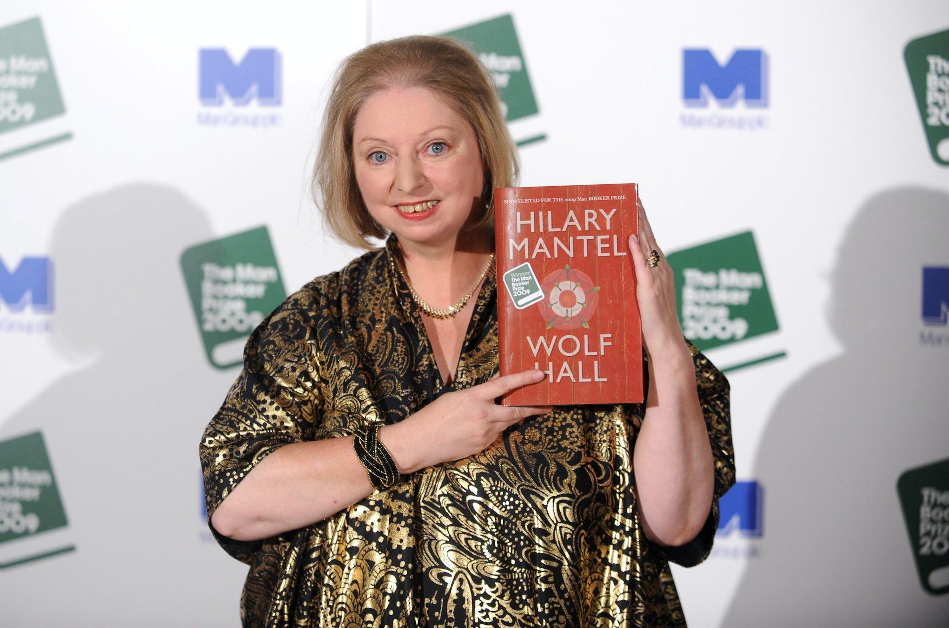 Hilary mantel on not winning awards
