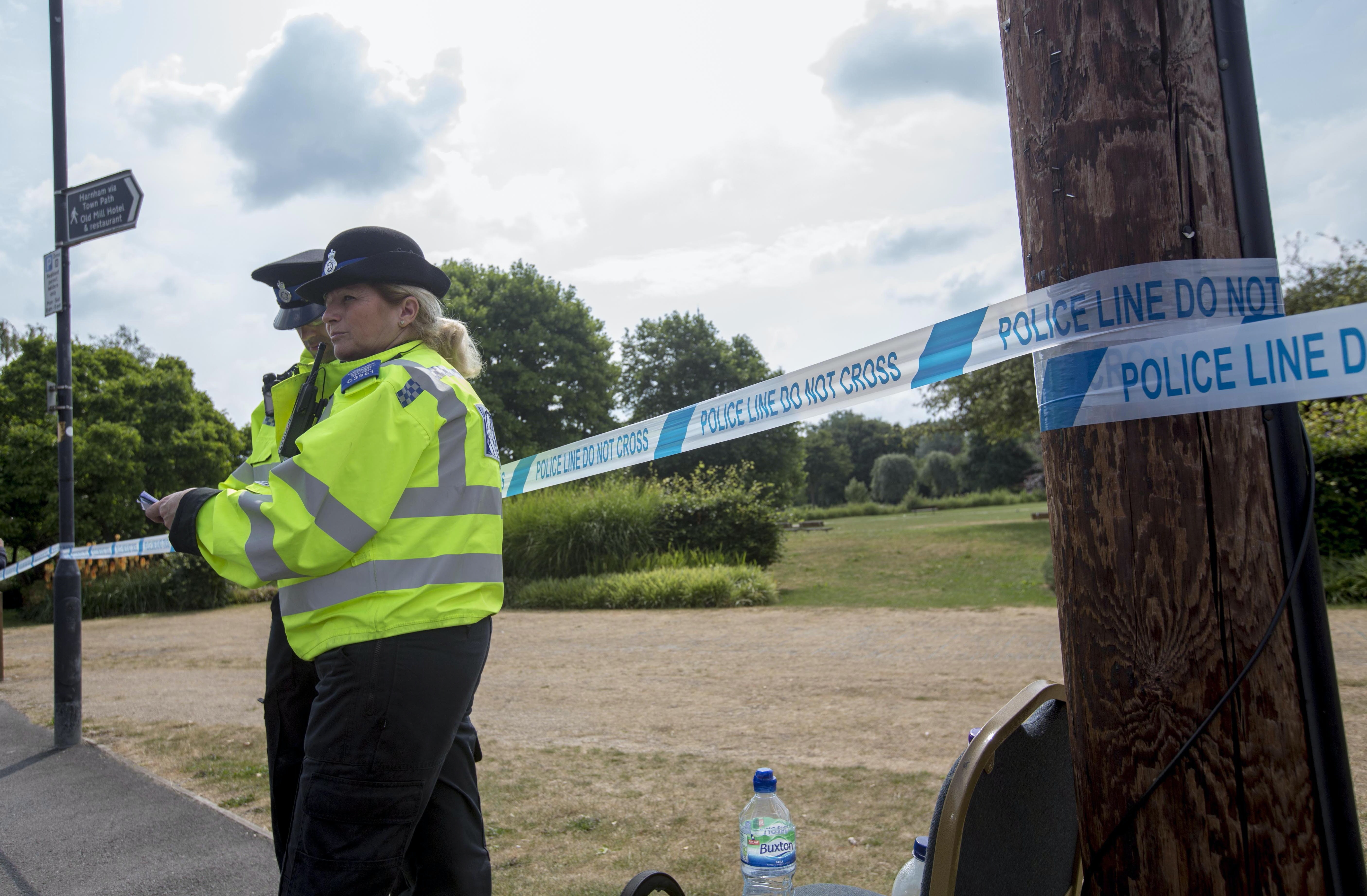 Murder investigation to find the source of a second Novichok poisoning