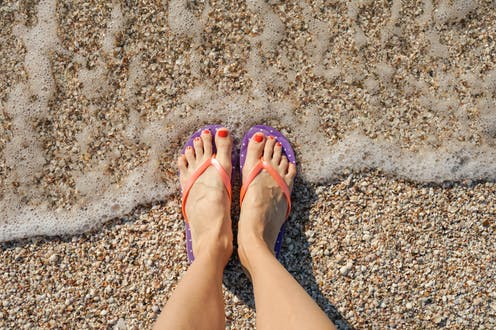 How your flip-flops reveal the dark side of globalisation 9475233686bf