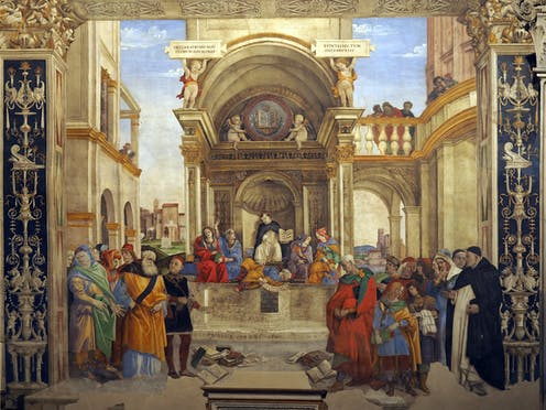 double truth medieval story reveals how you can believe two