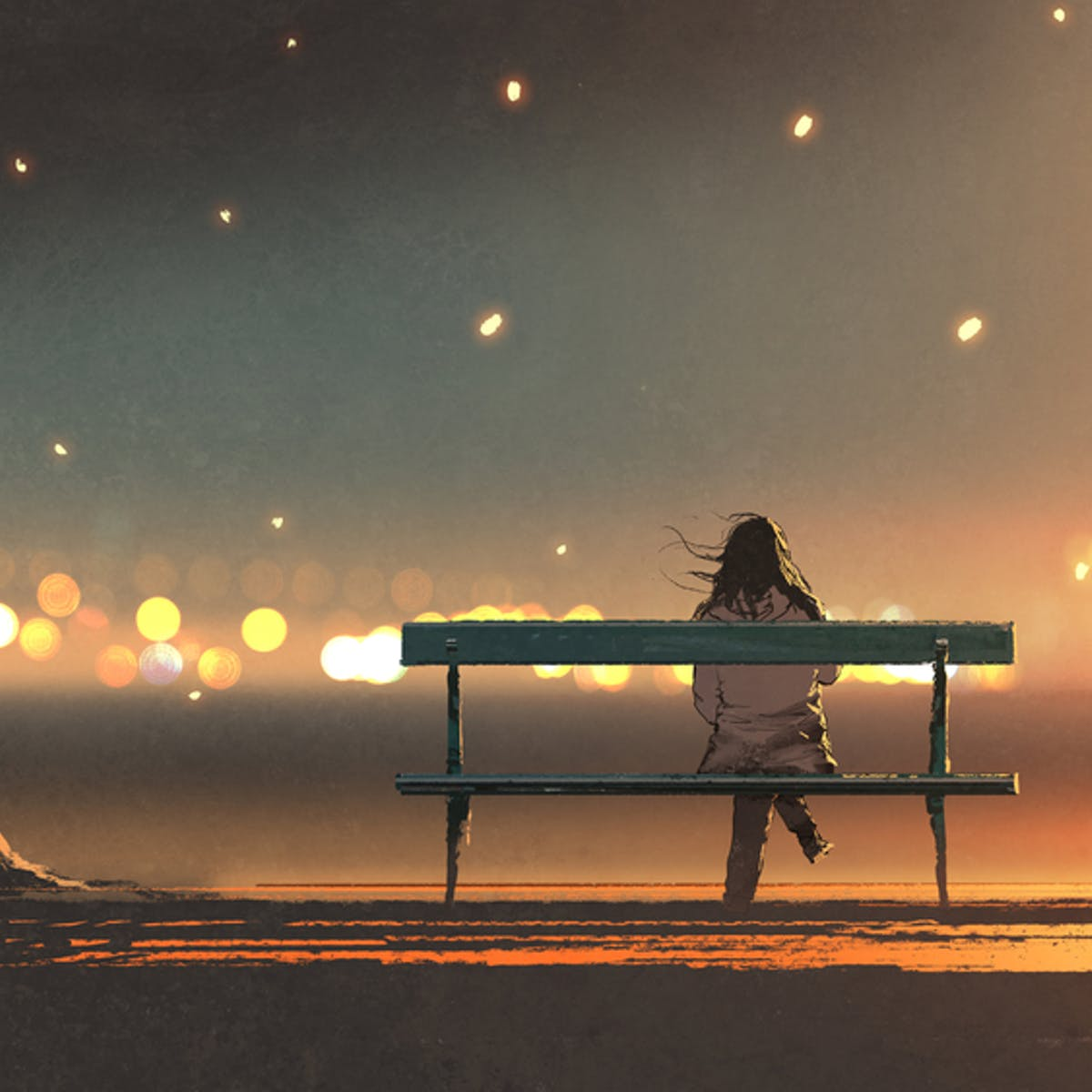 Loneliness is contagious – and here's how to beat it
