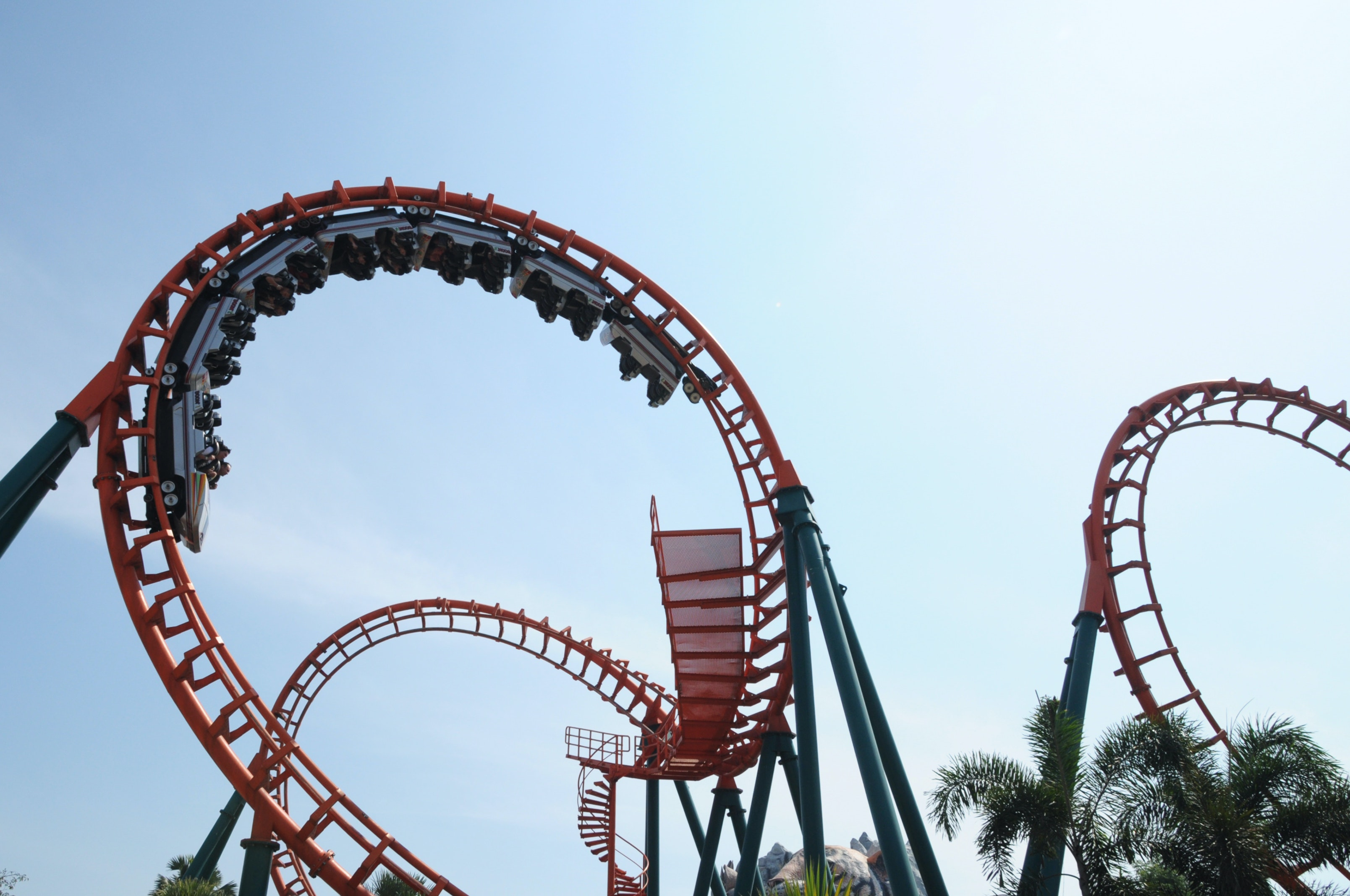 The most terrible roller coaster in the world: review, description, types and reviews of visitors