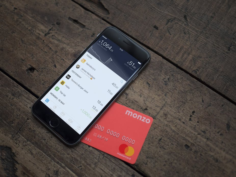 Monzo Revolut And Other Challenger Banks Are Shaking Up