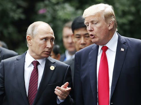 As Trump meets Putin, expectations may be high but the prospects are poor