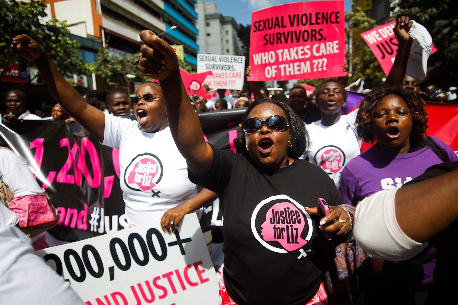 Kenyan women and attitudes towards sex