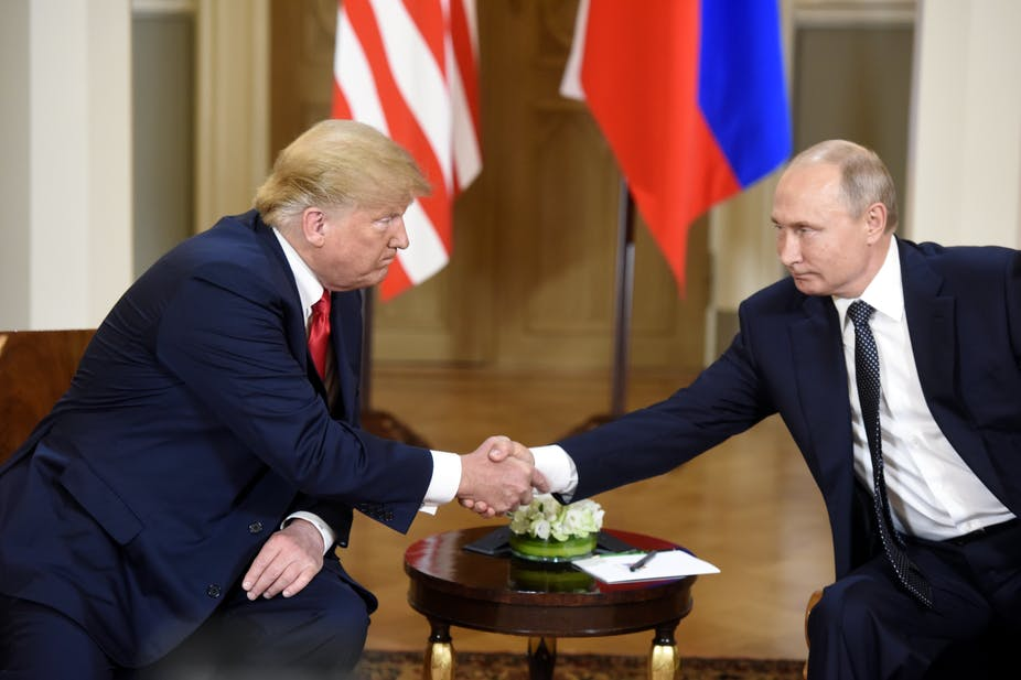 How Vladimir Putin Outfoxed Donald Trump At Helsinki Before Their Meeting Even Began
