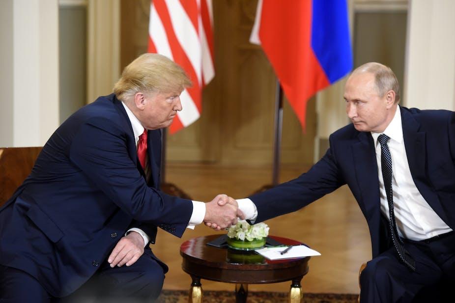 How Vladimir Putin Outfoxed Donald Trump At Helsinki Before Their Meeting Even Began