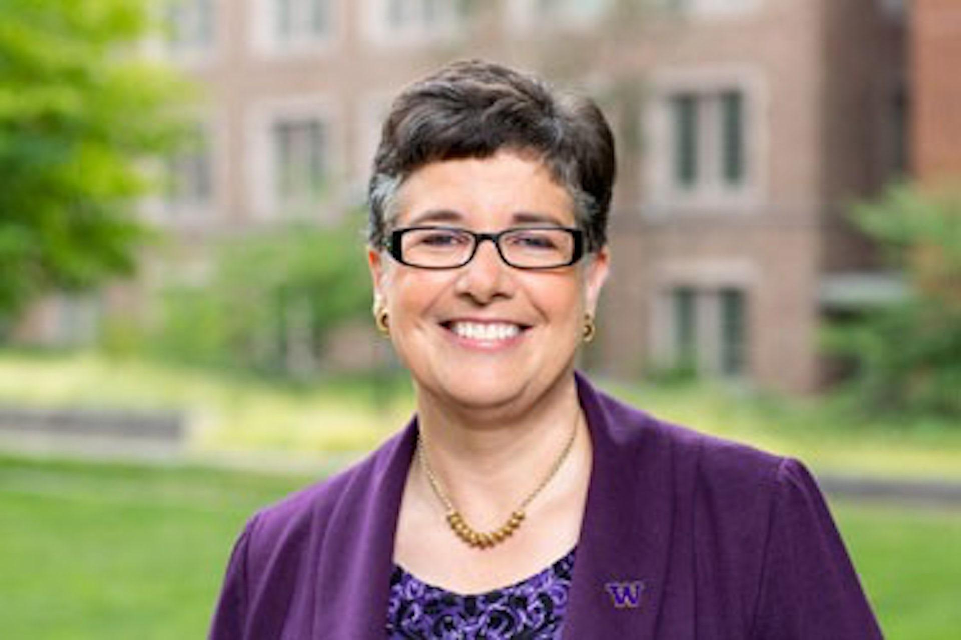 Ana Mari Cauce. University of Washington