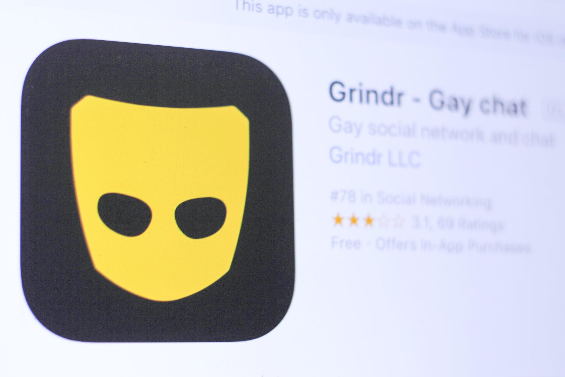 Grindr app not working