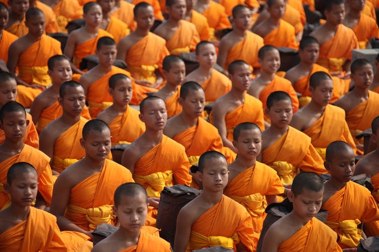 College Media Network The Rescued Thai Boys are Considering Becoming Monks: Here's why