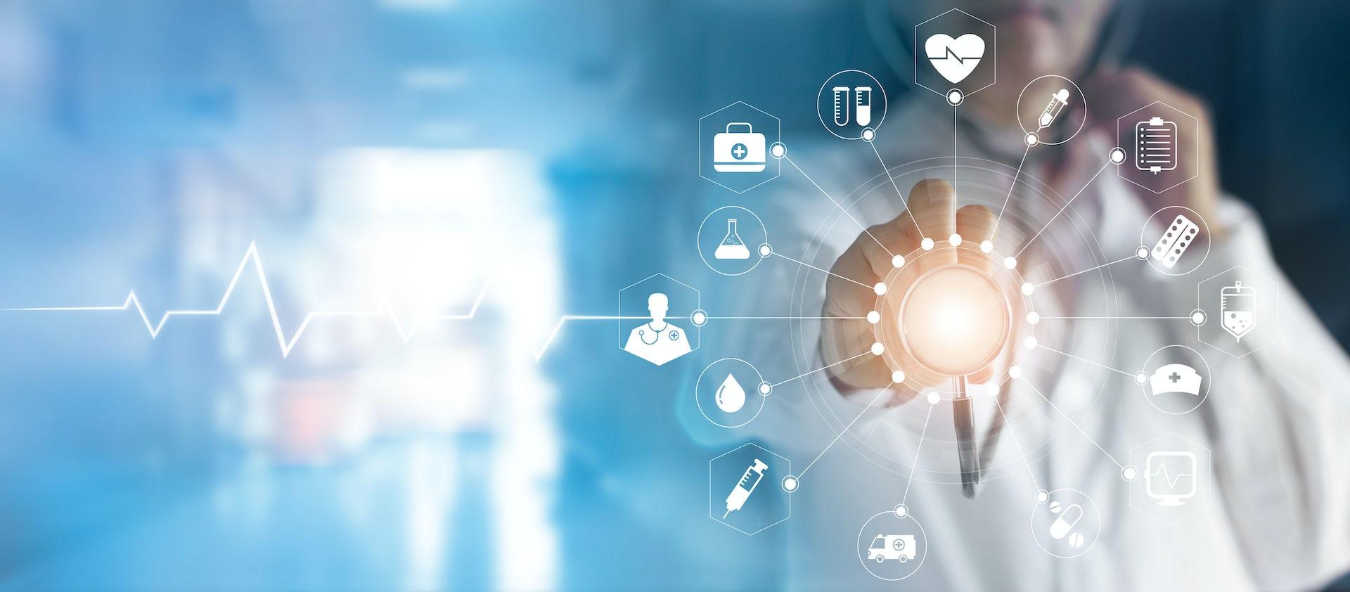 US health care companies begin exploring blockchain technologies