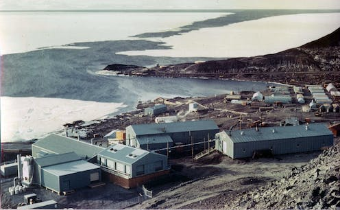 Remembering Antarctica's nuclear past with 'Nukey Poo'