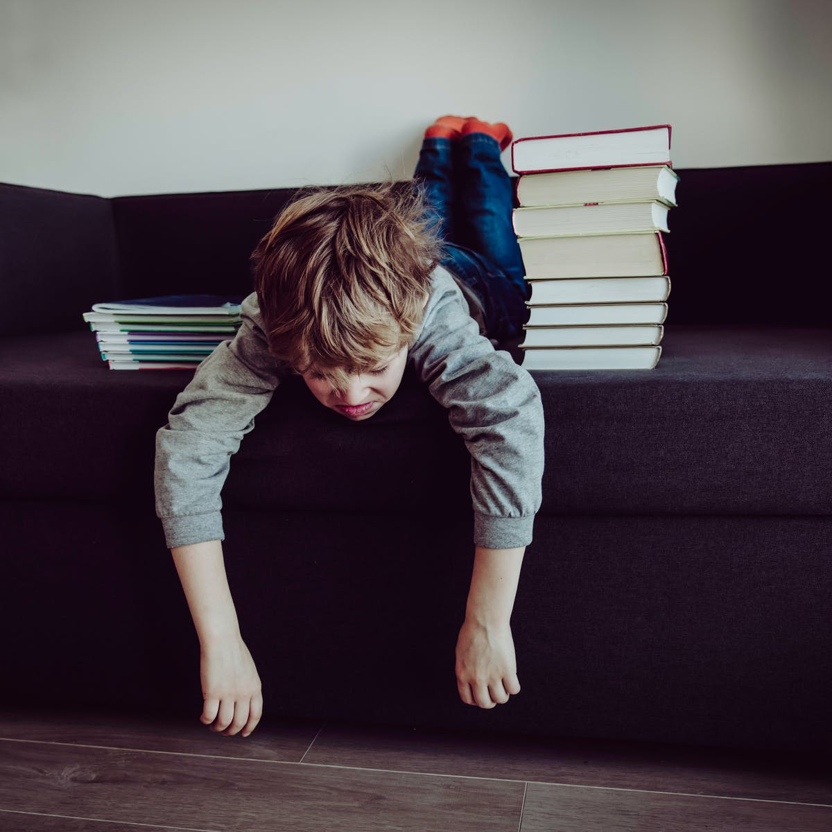 So your child refuses to go to school? Here's how to respond